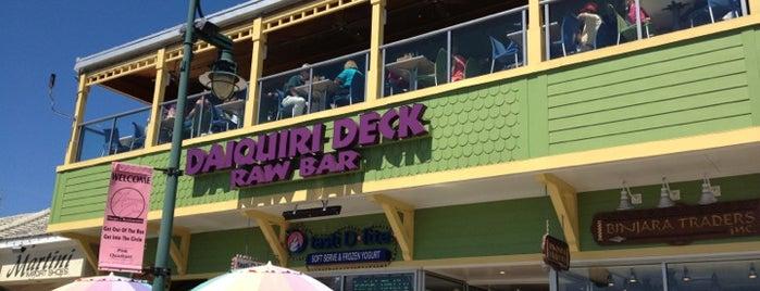 Daiquiri Deck is one of Favorite Restaurants.