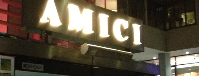 Amici is one of Best Restaurants.