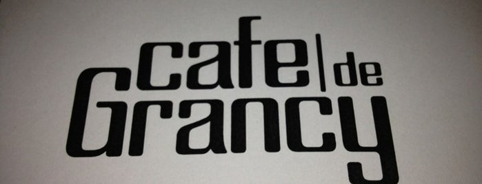 Café de Grancy is one of Top Picks for Foodies in Vaud, Switzerland.