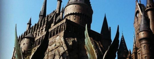 The Wizarding World Of Harry Potter - Hogsmeade is one of Cool Orlando Geek Spots.
