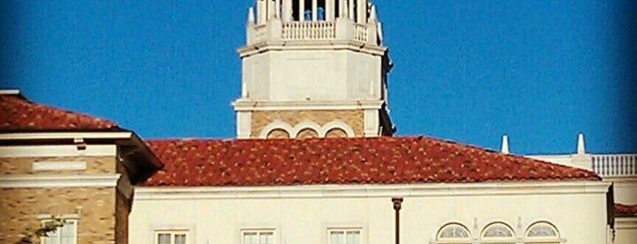 TTU - English & Philosophy Building is one of Top 10 favorites places in Lubbock, TX.