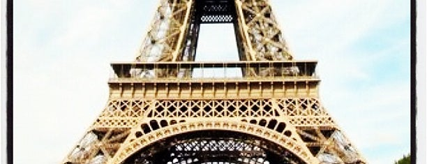 Eiffel Tower is one of Must-See Attractions in Paris.