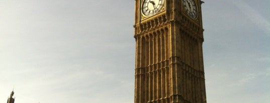 Big Ben (Elizabeth Tower) is one of My United Kingdom Trip'09.