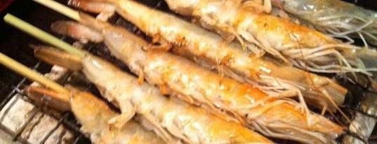 Nagiya is one of Top picks for Japanese and Korea Restaurants.