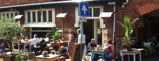 Caffe Oslo is one of Werkplekken.