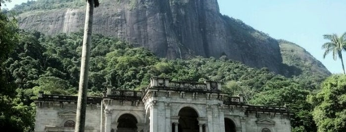 Parque Lage is one of Passeios.