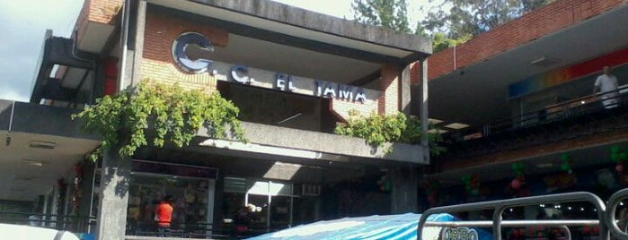 Centro Comercial El Tamá is one of Táchira.