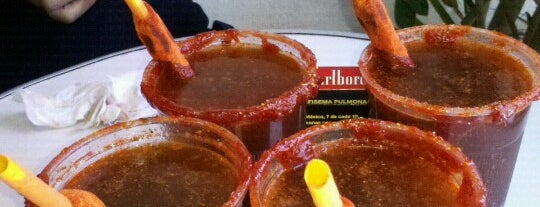 La Esquina del Clamato is one of Babalandia.