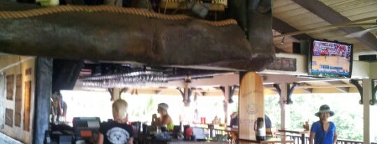 Captain Jack's Island Grill is one of Maui.