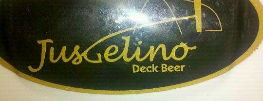 Juscelino Deck Beer is one of Butecos de BH.