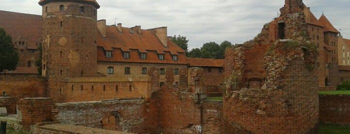 Zamek w Malborku | The Malbork Castle Museum is one of Best of World Edition part 2.