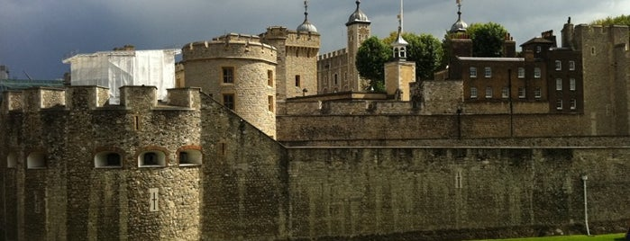 Tower of London is one of Places to Visit in London.