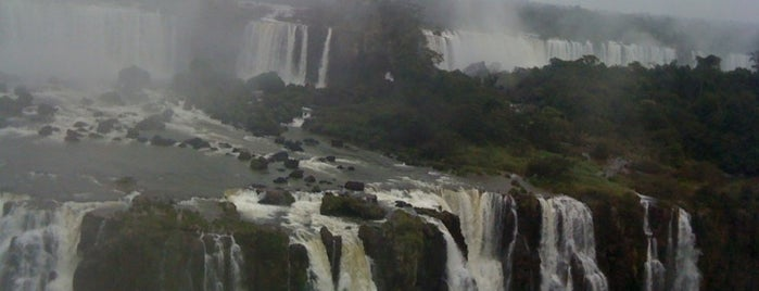 Foz do Iguaçu is one of Paraná.