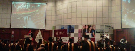 Facultad de Medicina Humana - USMP is one of Facultades - USMP.