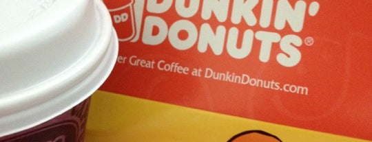 Dunkin' Donuts is one of مطاعم.