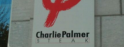 Charlie Palmer Steak is one of CIA Alumni Restaurant Tour.