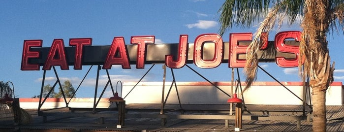 Joe's Crab Shack is one of TUC Latin Faves in The Old Pueblo.