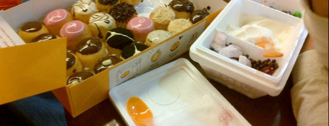 J.Co Donuts & Coffee is one of Tempat Nongkrong.