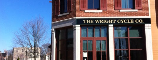 Wright Brothers Bicycle Shop is one of Gem City.