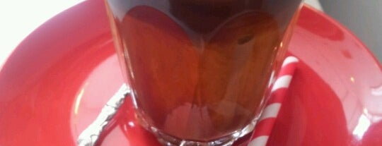 46b Espresso Hut is one of Hackney Coffee, yeah!.