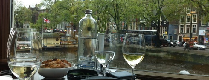 Hoofdstad Brasserie is one of Amsterdam.
