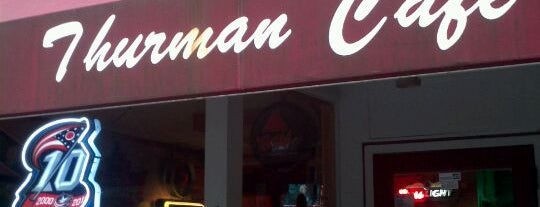 The Thurman Cafe is one of Cbus to do list.