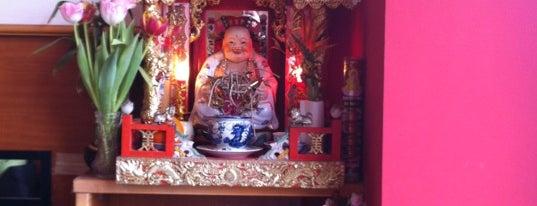 Thai Phuc Restaurant is one of Thai Vietnamesich und Japanisch.