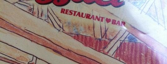 Cafe Baci is one of 20 Favorite Restaurants On LI.