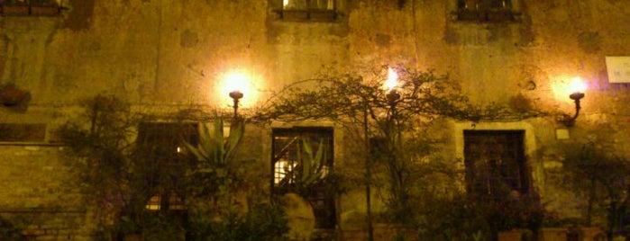 Taverna dei Mercanti is one of roma.