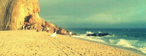 Beach Bouncing in So Cal