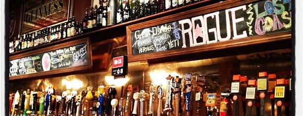 TapWerks Ale House & Café is one of Draft Mag's Top 100 Beer Bars (2012).