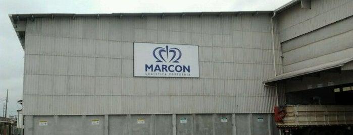 Marcon Armazéns Gerais is one of Grupo Marcon.