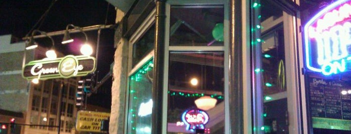 Green Eye is one of Must-visit Bars in Chicago.