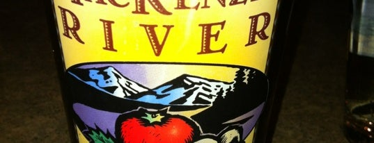 MacKenzie River Pizza Co. is one of The Best of the Gallatin Valley.