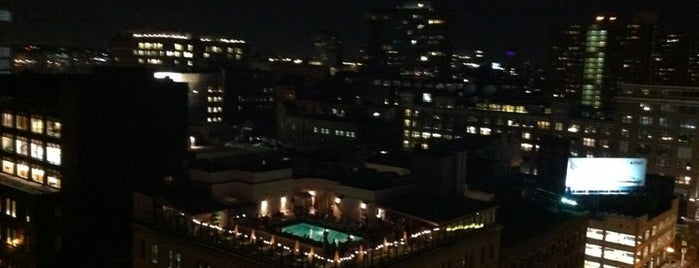 Gansevoort Meatpacking NYC is one of Best Places to Check out in United States Pt 6.
