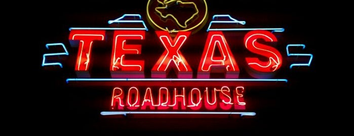 Texas Roadhouse is one of Top 10 dinner spots in Glendale, AZ.
