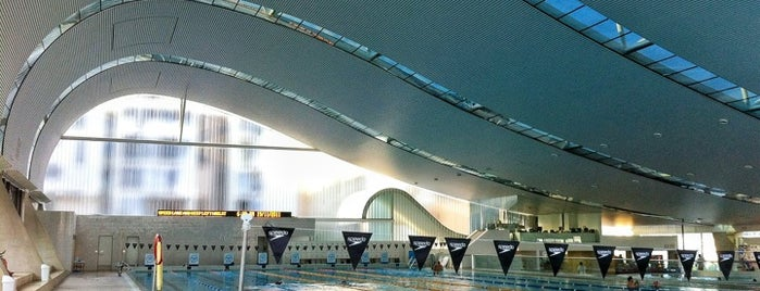 Ian Thorpe Aquatic and Fitness Centre is one of Sydney.