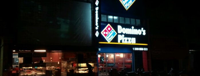 Domino's Pizza is one of JB FOOD - My Favorites.