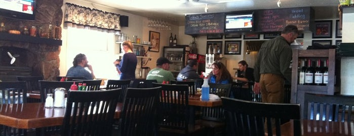 The Getaway Cafe is one of Locals Guide to Food in South Lake Tahoe.
