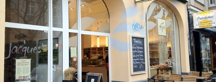 épi boulangerie patisserie is one of Die besten Frühstückcafes in Köln / Colognia.