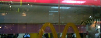 McDonald's is one of Must-visit Food in Yogyakarta.
