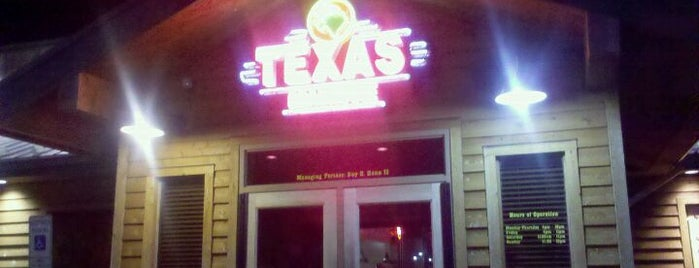 Texas Roadhouse is one of Eateries.