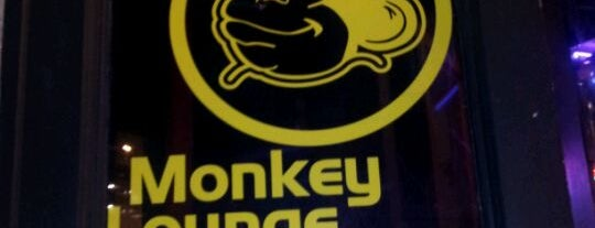 Liquid Monkey Lounge is one of SA To Do List.