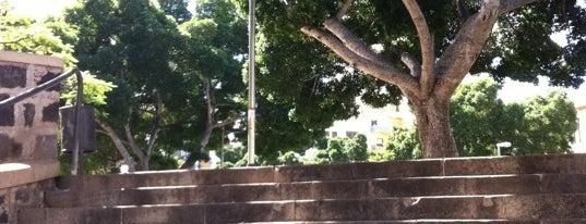 Plaza - Parque Duggi is one of Islas Canarias: Tenerife.