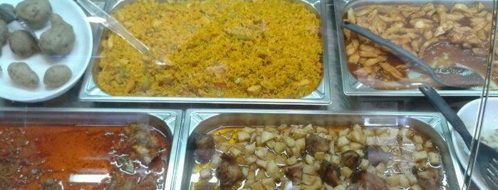 Bokus Comida Para Llevar - Catering is one of Zona Comercial La Gallega.