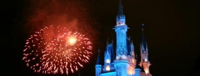 Cinderella Castle is one of Disney.