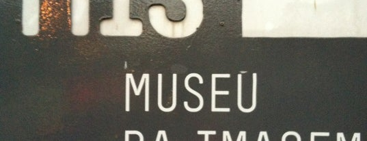 Museu da Imagem e do Som (MIS) is one of preferidos.