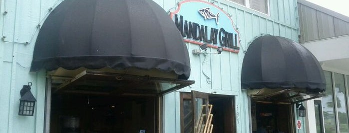 Mandalay Grill is one of Best of Clearwater and St. Pete.