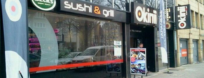 Okinii is one of (Germany) Dusseldorf.