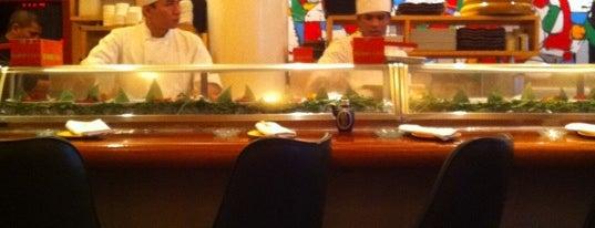 SUSHISAMBA is one of NYC Restaurant Week Uptown.